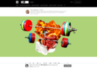 Screenshot of Inside the Guts of the World's Strongest Men – MEL Magazine