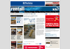 Screenshot of International Rental News: Facelift invests in Multitel tracks
