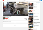 Screenshot of Crashed VW gets a new Beak - YouTube