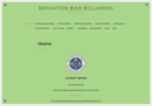 Screenshot of Brighton Bar Billiards – Brighton Bar Billiards