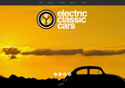 Screenshot of Electric Classic Cars
