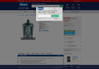 Screenshot of Apollo Galvanised Garden Incinerator | Wickes.co.uk